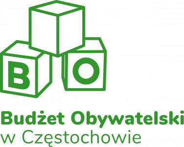 logo Budżet Obywatelski w Częstochowie