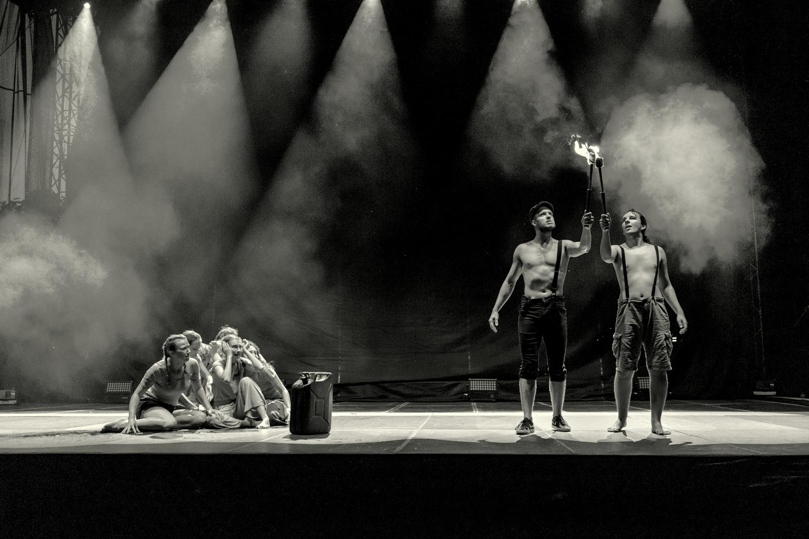 Zdjęcie do projektu Olsztyński Festiwal Teatrów Ulicznych